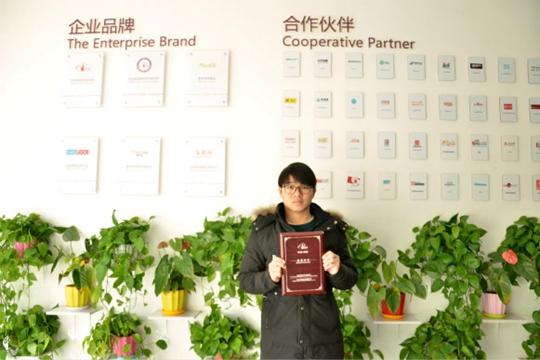 祝贺派多格学员黄先生在上海开店