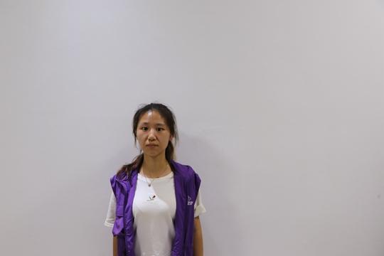 派多格117期美容班毕业学子-蔡云云