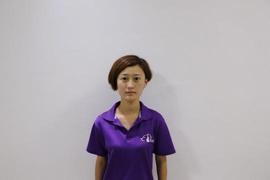派多格117期美容班毕业学子-刘洋