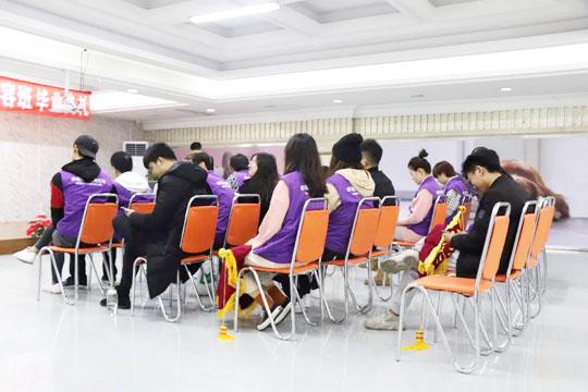 上海派多格宠物技术专修学校第5期C级美容班毕业典礼