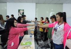 北京宠物美容学校第48期剪刀练习课程