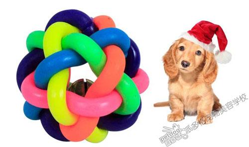 可爱狗狗玩具球
